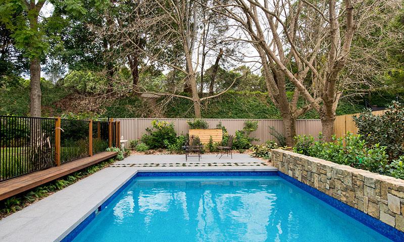Tim Samuel Design   Ryde Swimming Pool