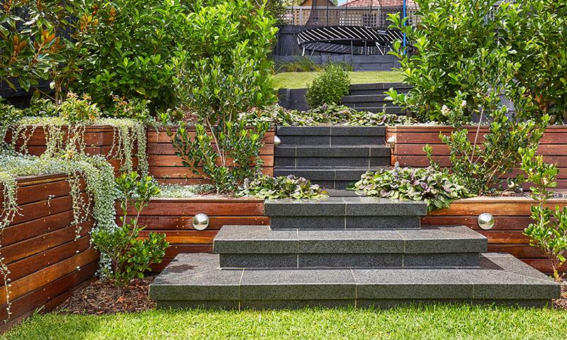 Design Ideas For Stairs In The Garden Tim Samuel Design