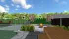 Tim Samuel Design | 3D garden design concept