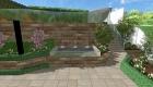 Tim Samuel Design | 3D landscape design concept